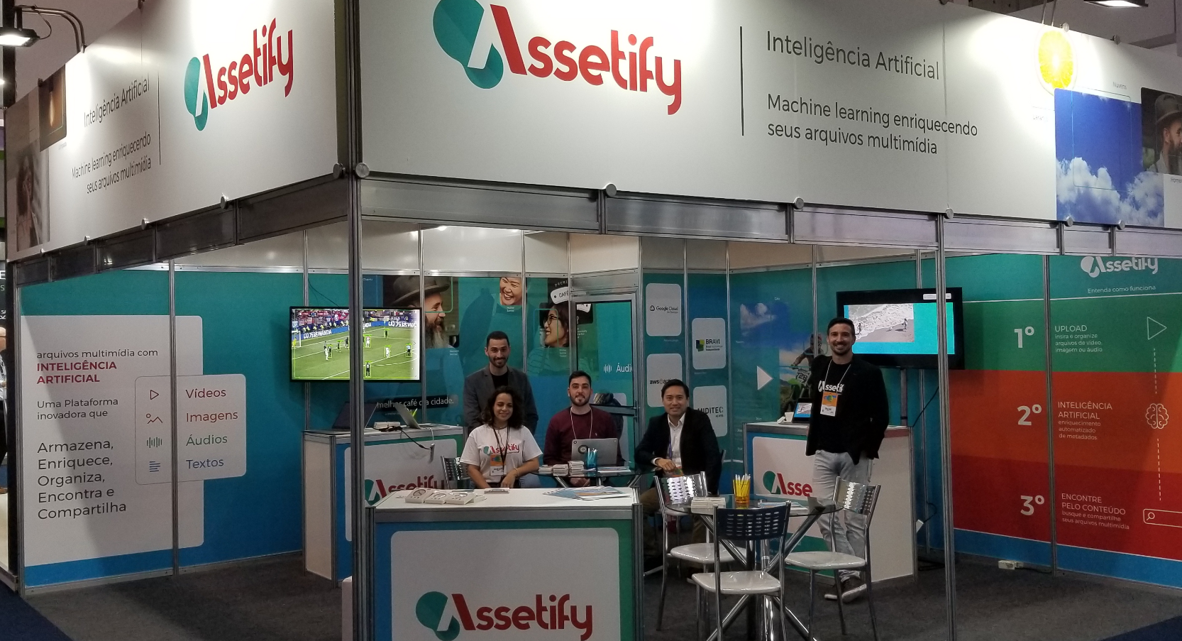Assetify no SET EXPO 2019